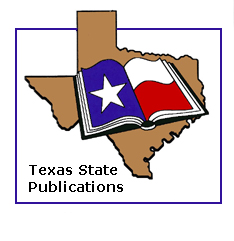 Texas State Publications logo